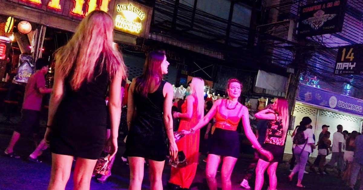 Dunia Malam Di Pattaya Yang Penuh Sensasi