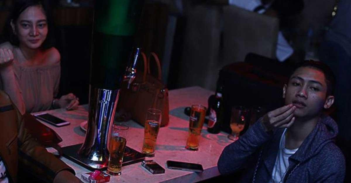 GALLERY: Keseruan Fangky Friday Q8 Bersama DJ Jasseline