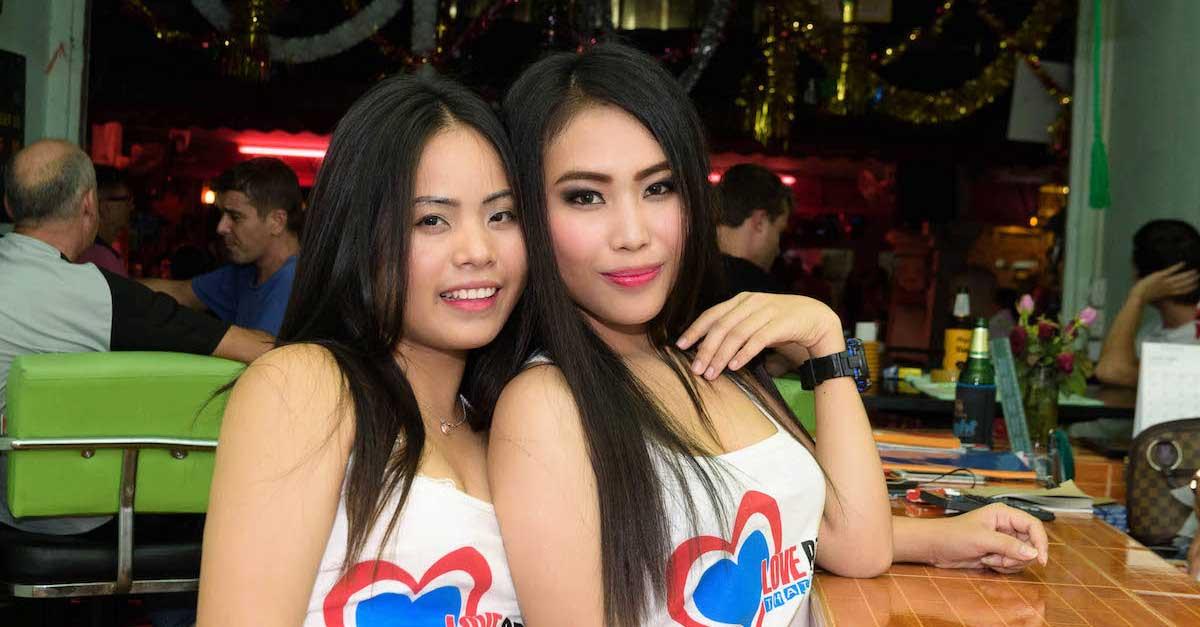 Gemerlap Dunia Malamnya Pattaya Di Thailand
