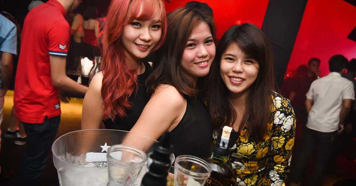 Hiburan Malam Di Malaysia Tempat Party Terbaik