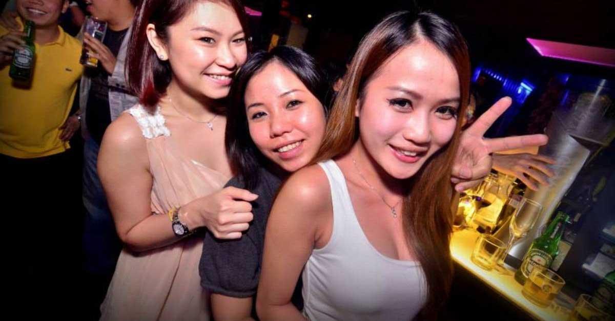 Jenis Godaan Wanita Di Tempat Hiburan Malam