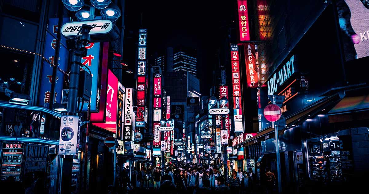 Kasus Virus Corona atau COVID-19 baru dari Dunia Malam Kota Tokyo