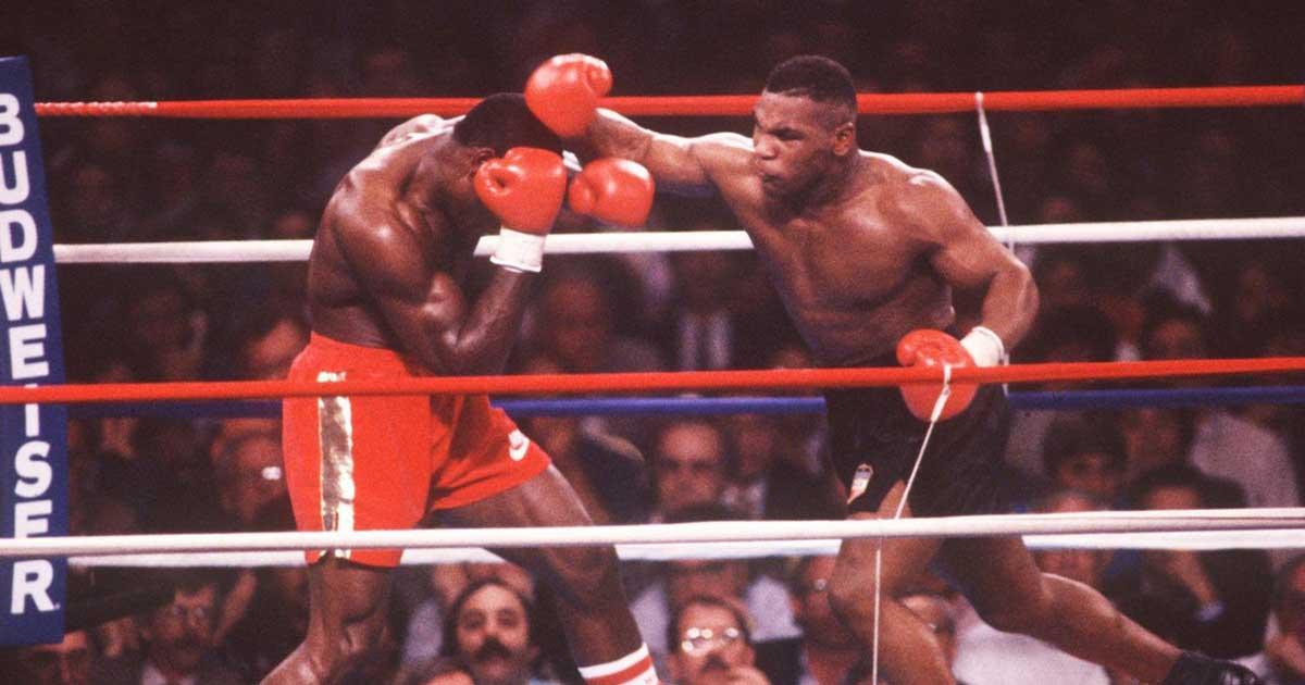 Mike Tyson sang egenda dunia tinju dan mantan maniak seks