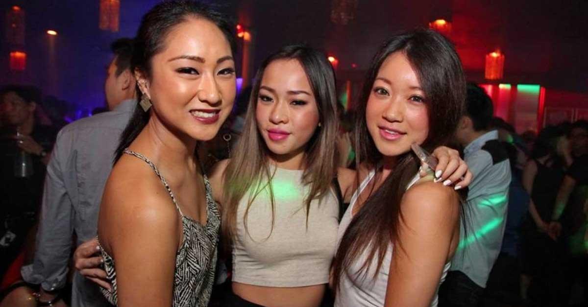 Merayakan Party Di Dunia Malam