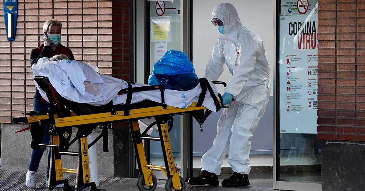 Pesta Seks Saat Lockdown karena Pandemi Virus Corona di Spanyol