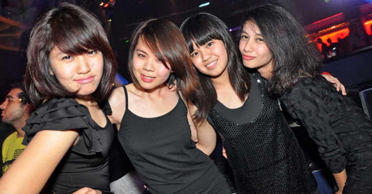 Wanita Malam Di Jakarta Dengan Berbagai Profesi