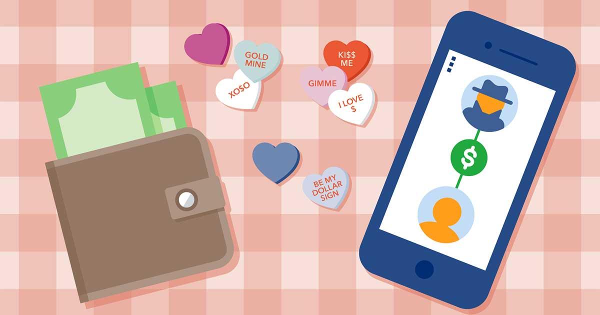 Kejahatan yang ada di dalam aplikasi kencan online