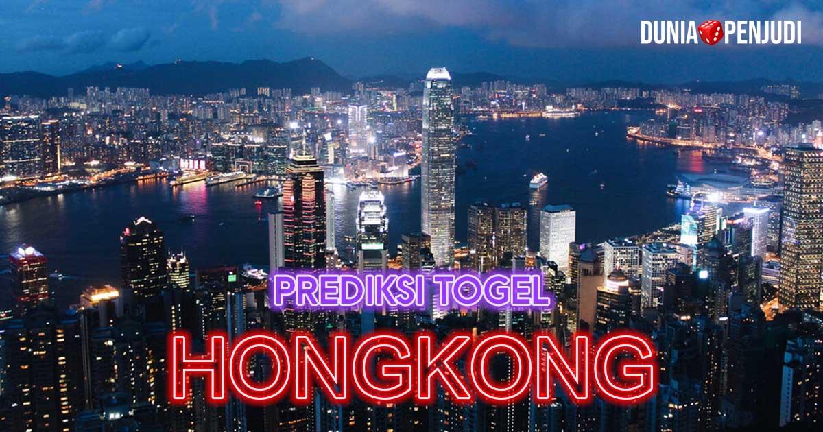 Prediksi Togel HK Hongkong