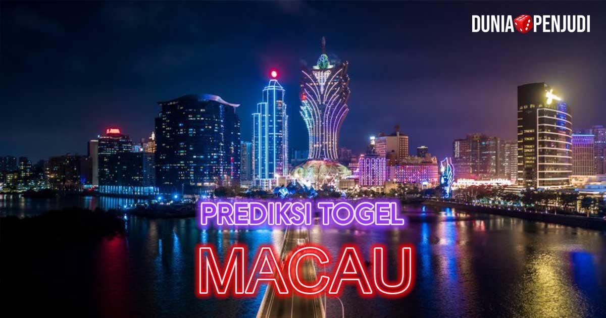 Prediksi Togel HK Macau