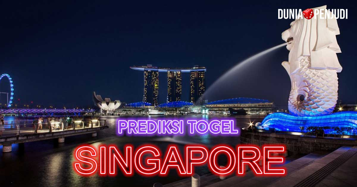Prediksi Togel SGP Singapore jumat