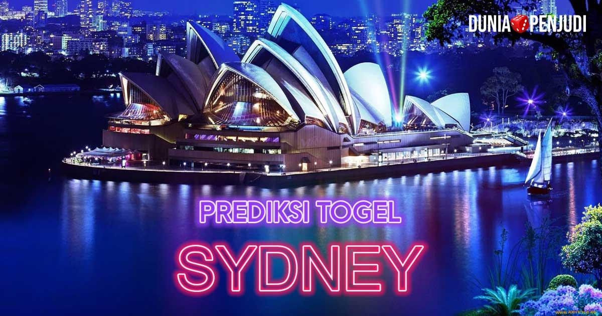 Prediksi Togel SYD Sydney