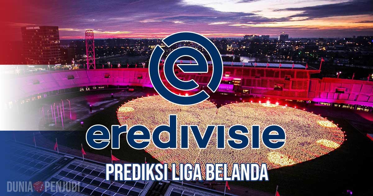 Prediksi Liga Belanda Eredivisie Hari ini