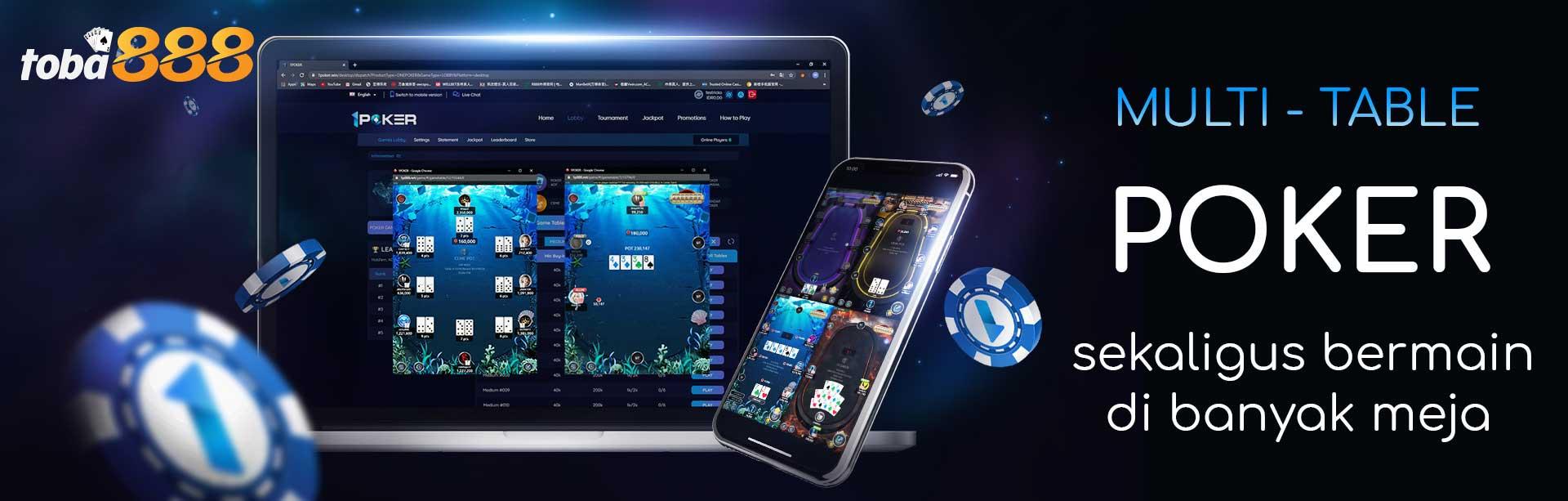 Situs Poker Online 1Gaming Terpercaya 2020