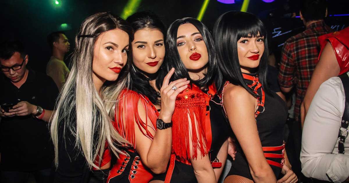 wanita di hiburan malam