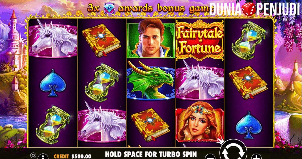 mendapatkan jackpot pada slot online