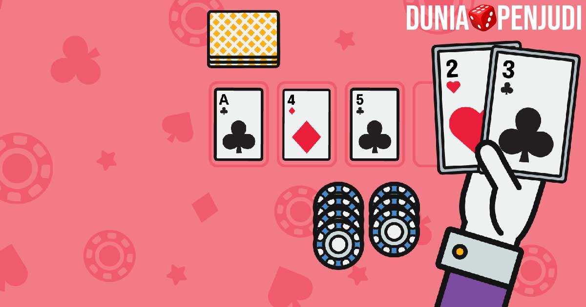 jenis-jenis judi poker online