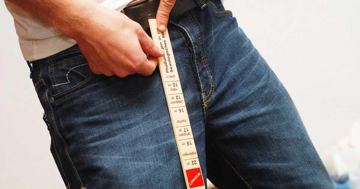 pria dengan ukuran kelamin terpanjang di dunia