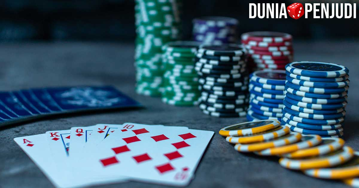 aturan dasar cara bermain judi baccarat online