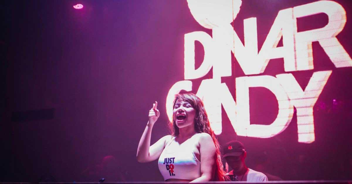 DJ Dinar Candy minta dihamili saat psbb total
