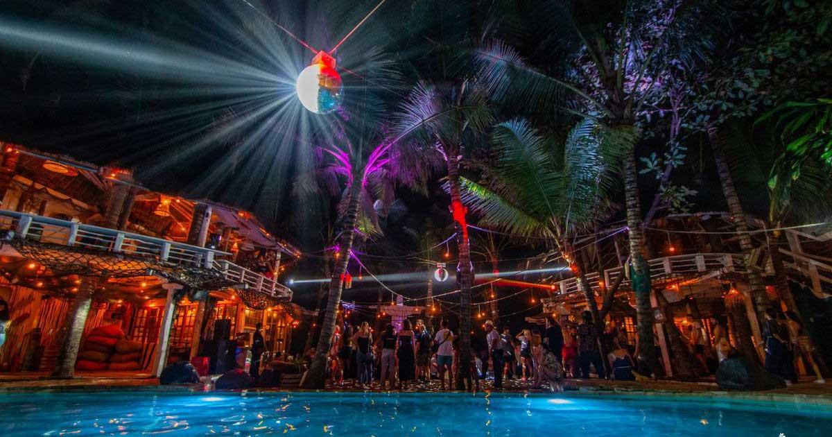 6 Klub malam terpopuler di bali