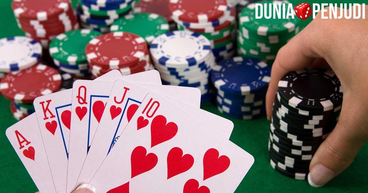 Raih cuan dengan poker jackpot multi sistem