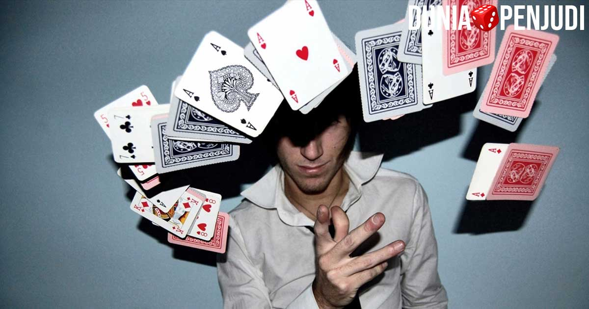 Tipe pemain judi blackjack seperti apakah anda
