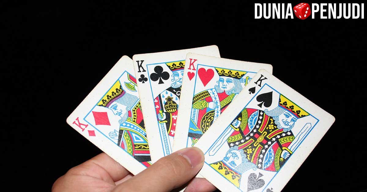 Cara mudah memenangkan judi kartu online