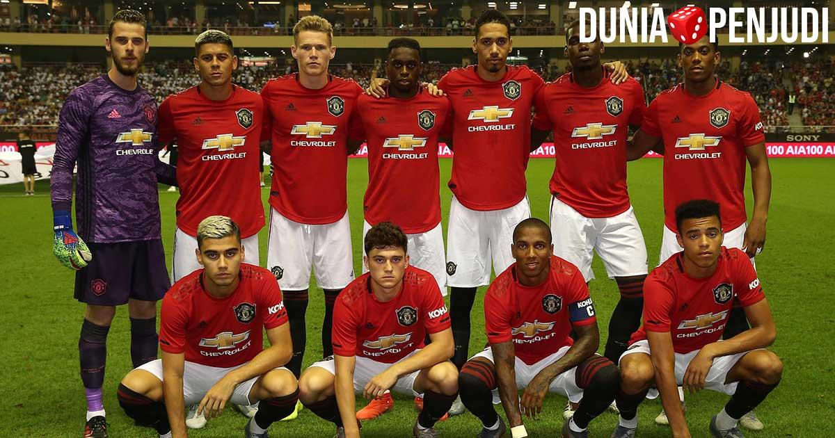 Prediksi Manchester United vs West Brom 22 November 2020