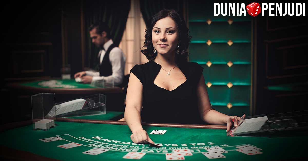 1001 Alasan Mengapa Anda Harus Bermain Judi Live Casino