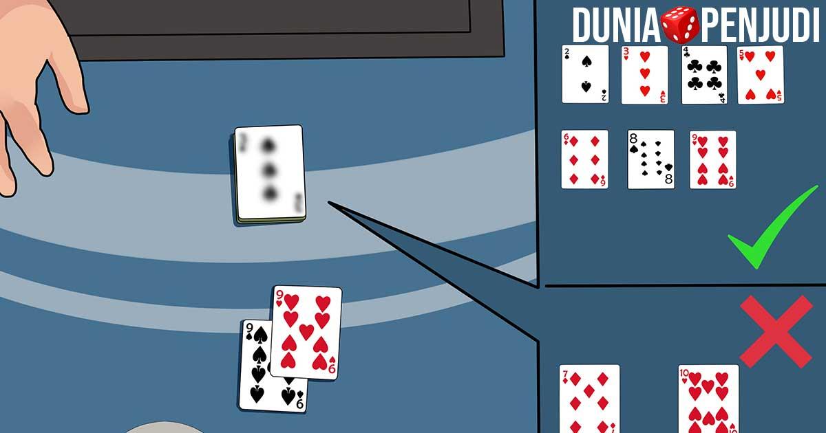 Cara Menghitung Kartu Di Judi Blackjack Online