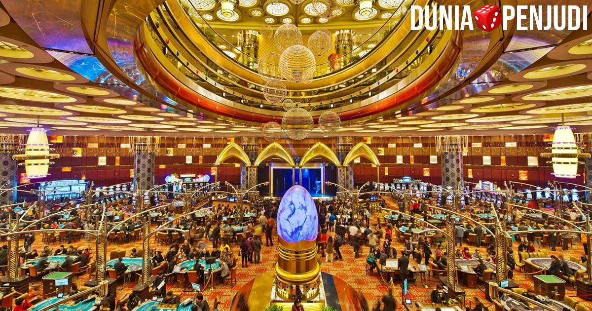 Kota Macau, Pusat Perjudian Asia Terbesar