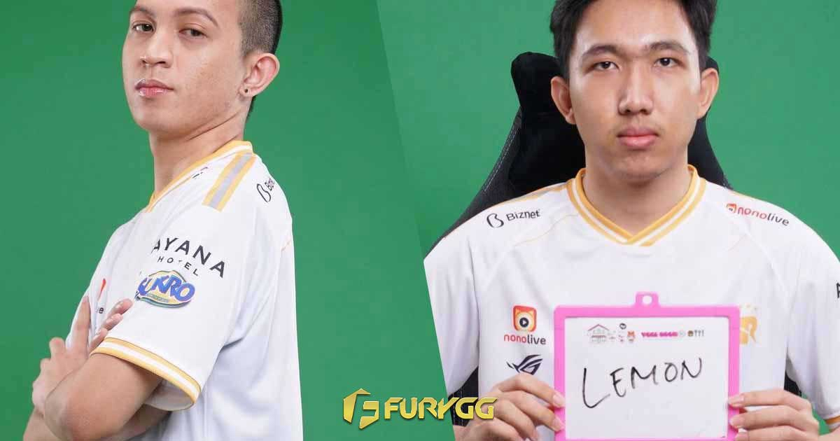 Xin dan Lemon Dirumorkan Rehat Sesudah M2