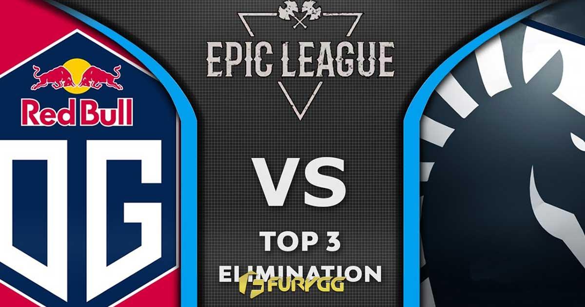 OG Paksa Pulang Team Liquid dari Epic League