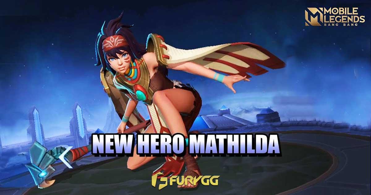 Dapatkan Hero Mathilda Gratis Hanya Dengan Login