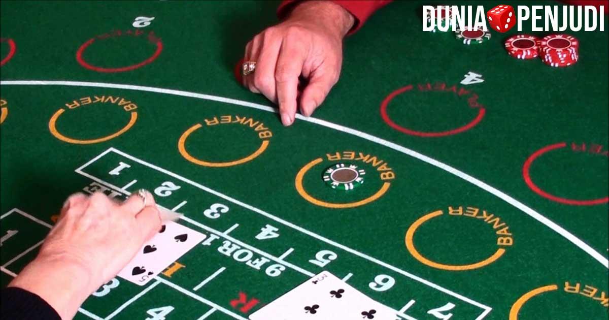 Cara Memulai Permainan Baccarat Secara Online