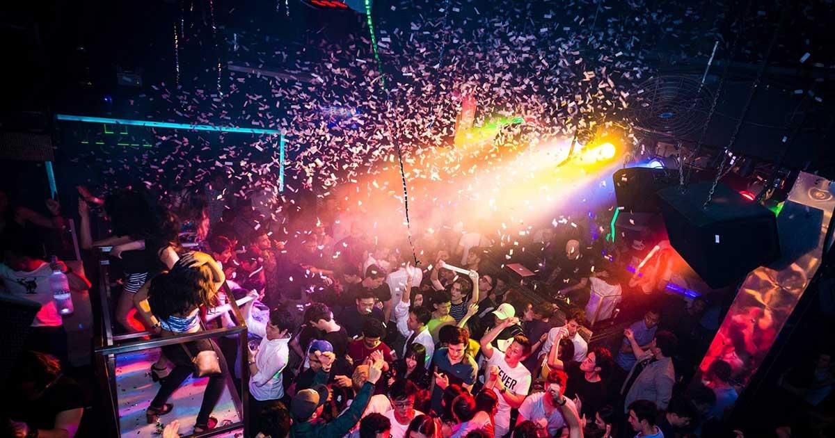 Night club singapore - Attica