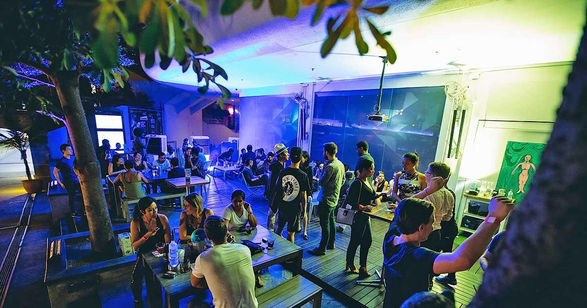 Night club singapore - CANVAS Nightclub