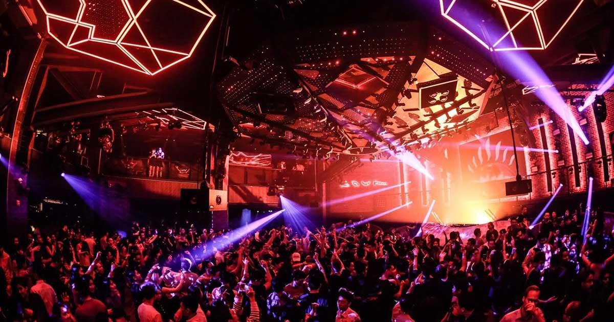 Night club singapore - Zouk Club