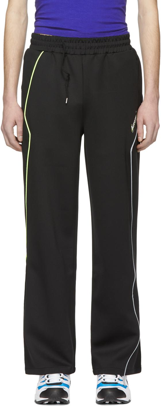 Ader Error Pants Black Thunder Track Pants
