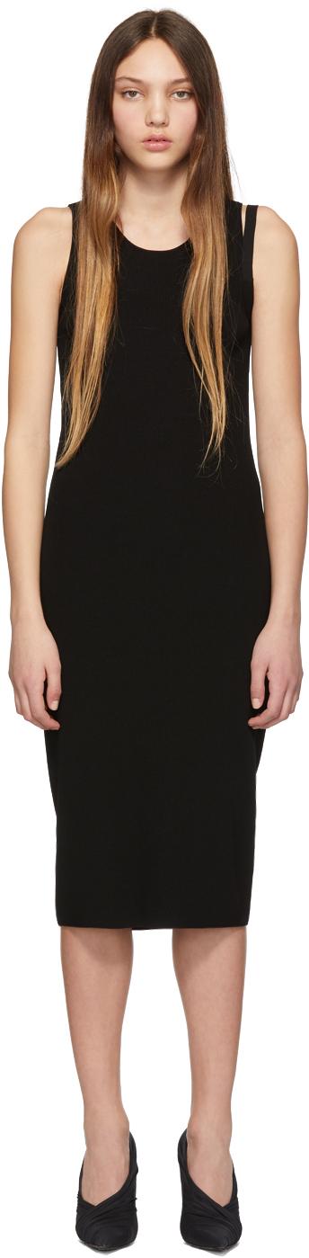 Helmut Lang Dresses Black Parachute Dress