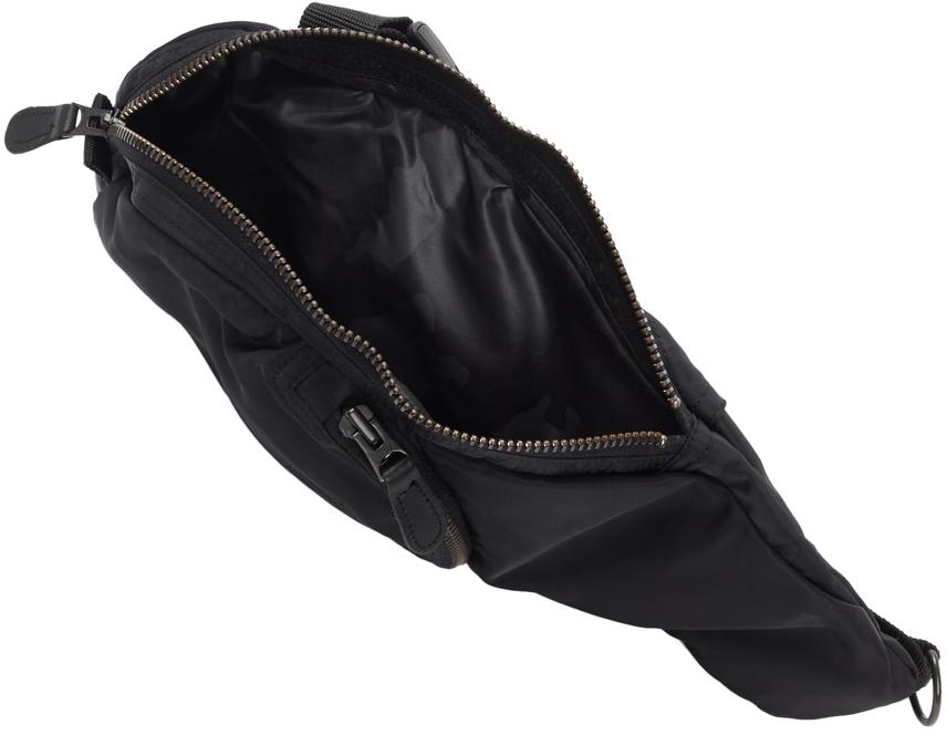 Junya Watanabe Accessories Black Harness Messenger Bag