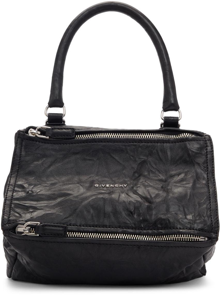 Givenchy Tops Black Small Pandora Bag