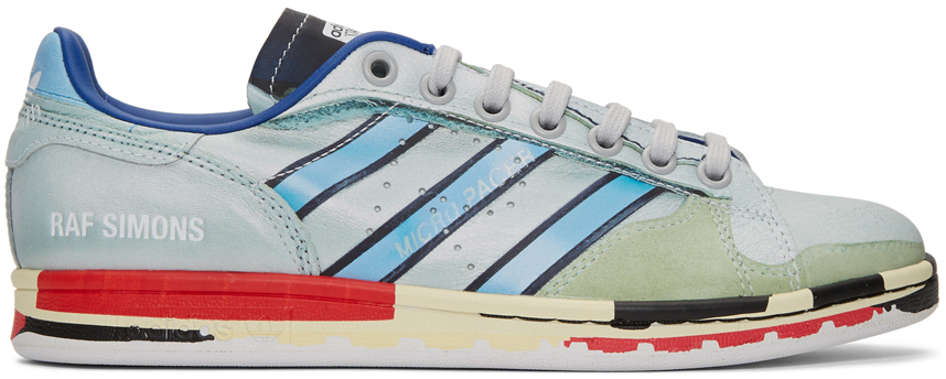 Raf Simons Sneakers Multicolor adidas Originals Edition Micro Pacer Stan Smith Sneakers