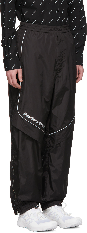 Juun.j Pants Black 'Thealteredtech' Track Lounge Pants