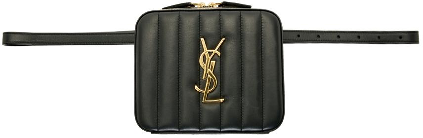 Saint Laurent Bags Green Vicky Belt Bag