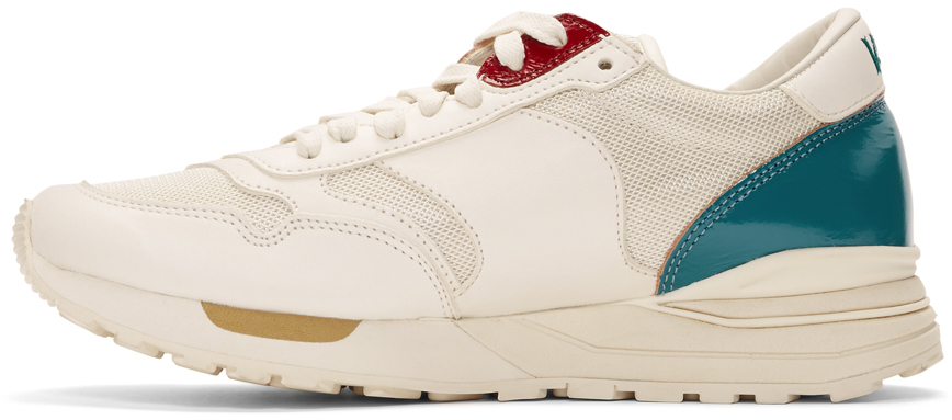 Visvim Sneakers Off-White Roland Jogger Sneakers