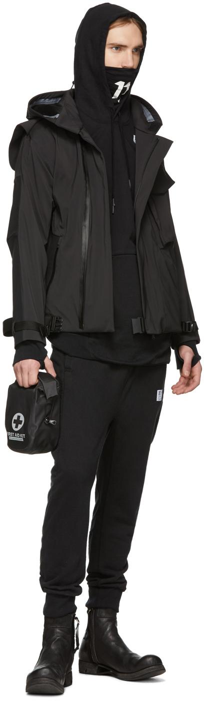 11 By Boris Bidjan Saberi Pants Black Label Lounge Pants