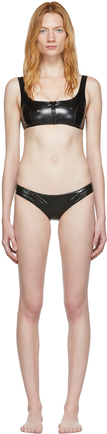 Lisa Marie Fernandez Accessories Black Jasmine Bikini