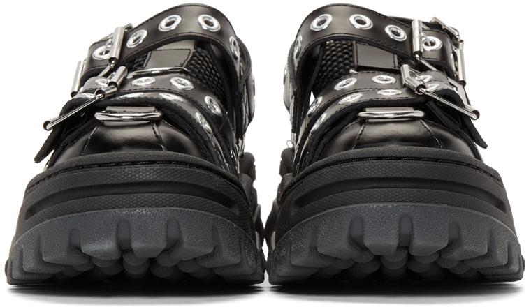 Eytys Sandals Black Athena Sandals