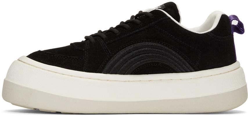Eytys Sneakers Black Suede Sonic Sneakers